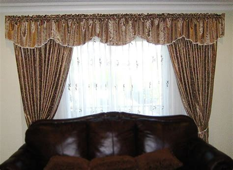drapes with valance b0029 sheer curtain valance