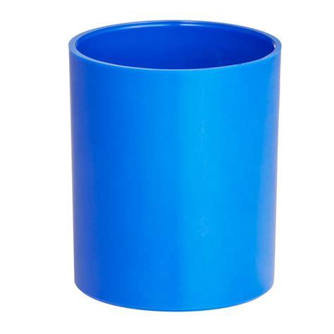 j burrows pen cup blue ebay