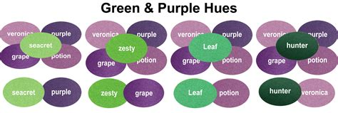 green and purple l shade purple and green color palette www imgkid com the