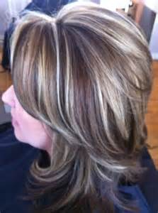 salt and pepper hair with brown lowlights salt and pepper hair with highlights google search