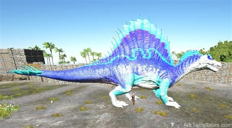 tidal spino ark templates
