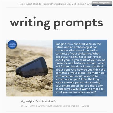 writing pearltrees writing prompts pearltrees