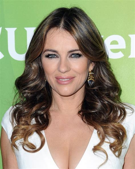 Liz Hurley Dumped For The Second Time This Year by 27 Best Elizabeth Hurley Cleavage Images On