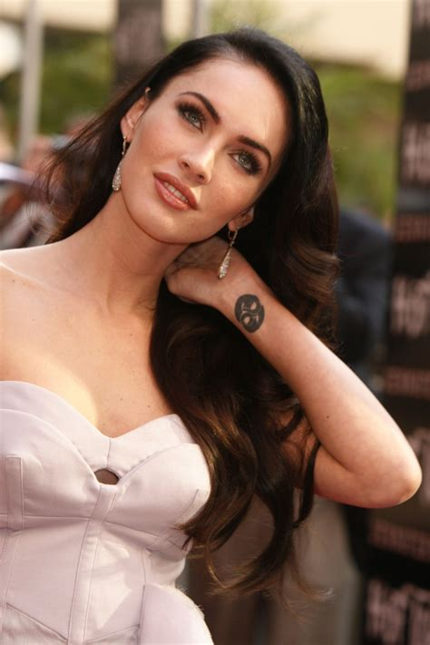 megan fox s candid confessions her extreme diet and tattoos