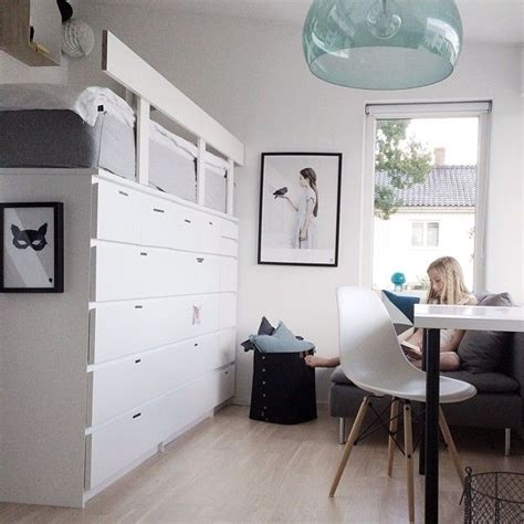ikea loft bed hacks mommo design storage beds and ikea hacks