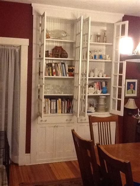 built in china cabinet dining room what to do with beautiful built in china cabinet in dining