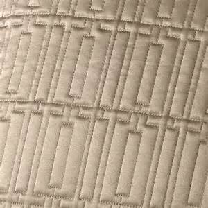 bronze coverlet hotel collection wide stripe quilted queen coverlet