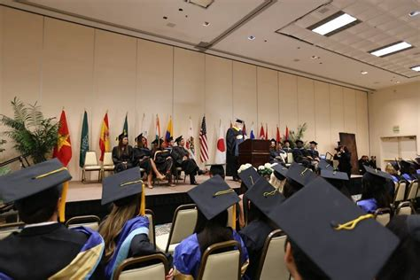 San Diego State Mba Requirements by Southern States S Commencement Ceremony