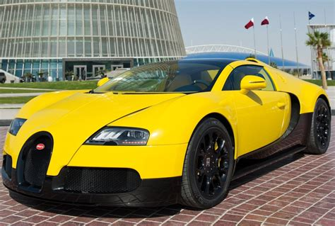 Bugatti Yellow Newmotoring Bugatti Veyron Grand Sport Yellow 2 Newmotoring