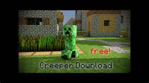 minecraft creeper 3d model free download template