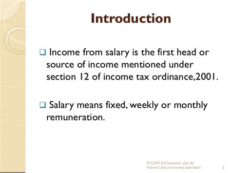 sec section 12 income from salary sec 12