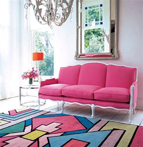 colorful livingrooms with rugs loom old yarn wheat 10 living room designs with colorful rug house design