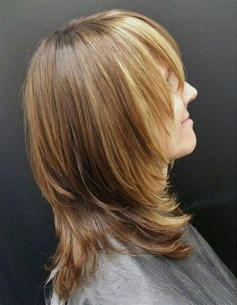 Hair Styles Cut Hair In Layers And Make Curls Or Flicks | 69 gorgeous ways to make layered hair pop