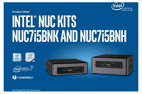 intel nuc deals