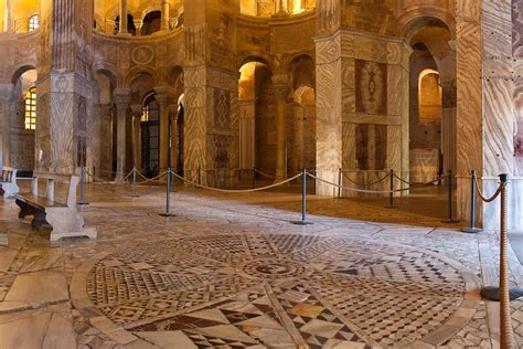 pavimenti ravenna geometria nell arte san vitale di ravenna vivere la