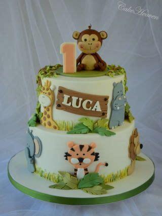best 25 jungle birthday cakes ideas on zoo