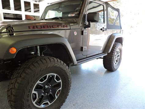 grey jeep rubicon 2016 jeep rubicon hard rock 2 door quot grey goose quot team