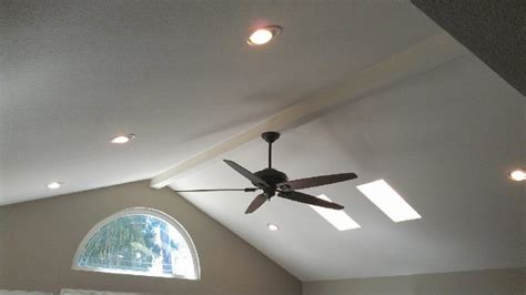 ceiling fan sloped ceiling 6 ceiling fan
