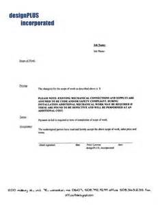 simple contract for services template free roof cleaning contract sle studio design gallery