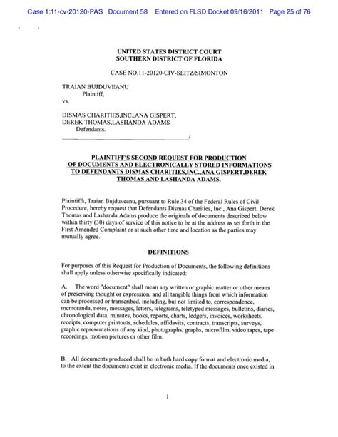 Motion To Compel Second Request For Production Of Documents First And Request For Production Of Documents California Template