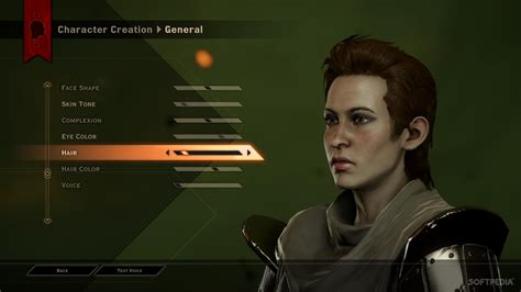 dragon age inquisition hairstyles dragon age inquisition has only short hair styles and