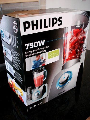 Mixer Philips Second healthy living 123 february 2011