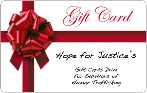 Where Can I Buy Justice Gift Cards - gift cards drive human rights society