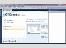 COURS VISUAL BASIC 2010 EXPRESS EBOOK Excel Tutorials For Intermediate Pdf