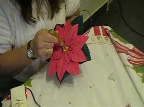 como hacer flores de goma eva como hago la flor federal o estrella federal en goma eva