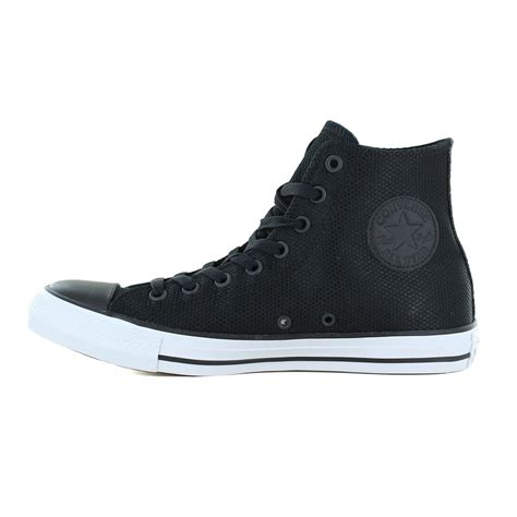 black and white high top sneakers converse 155416c chuck all unisex ctas hi top