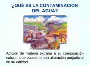 soneto sobre la contaminacin del agua contaminacion del agua