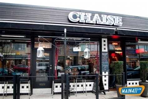chaise restaurant vancouver chaise lounge restaurant main411 ca