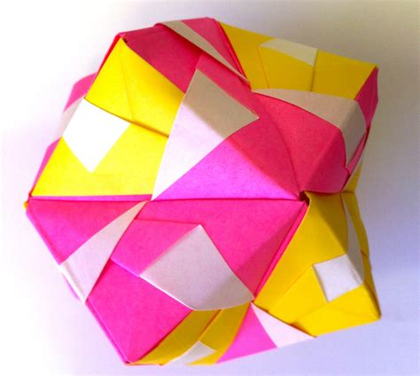 Modular Origami Balls - origami easy on the eye origami origami