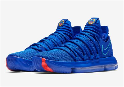 new year kd 10 nike kd 10 quot city series quot release info sneakernews