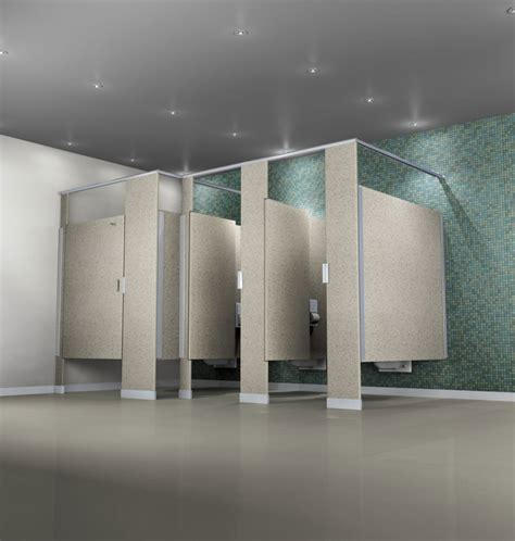 Shower Stall Designs Small Bathrooms by Toilet Cubicle Partition Thickness Custom Bathroom