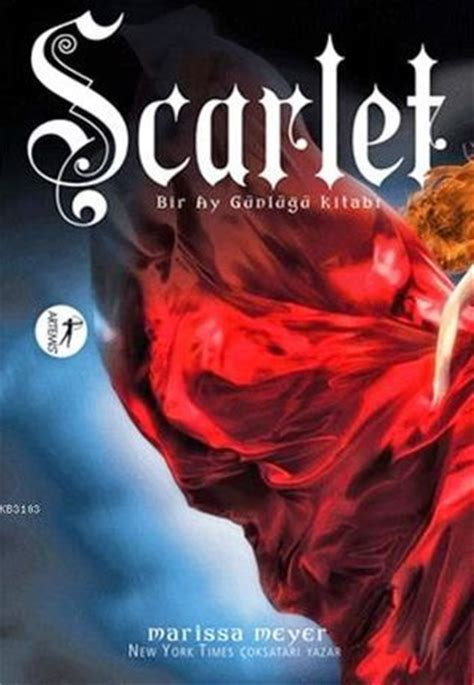 scarlet lunar chronicles book turkish edition of scarlet by marissa meyer my book