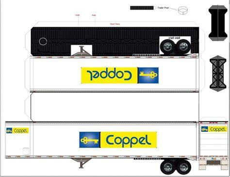 modelos de papel para recortar gratis las 100 mejores remolque trailer coppel imprimibles pinterest remolques