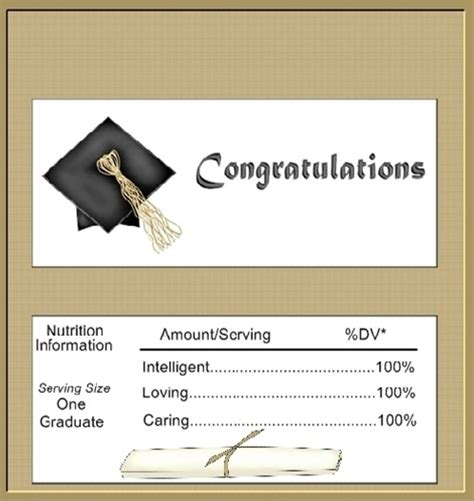 free printable graduation bar wrappers templates bar wrapper graduation printables