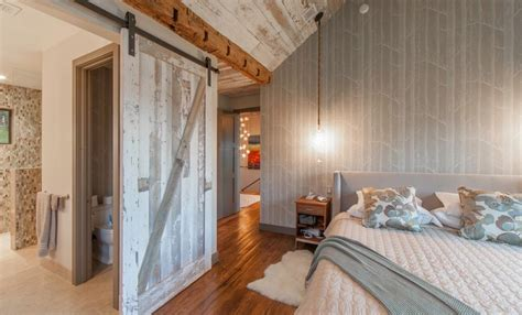 Bedroom Barn Doors 50 Ways To Use Interior Sliding Barn Doors In Your Home