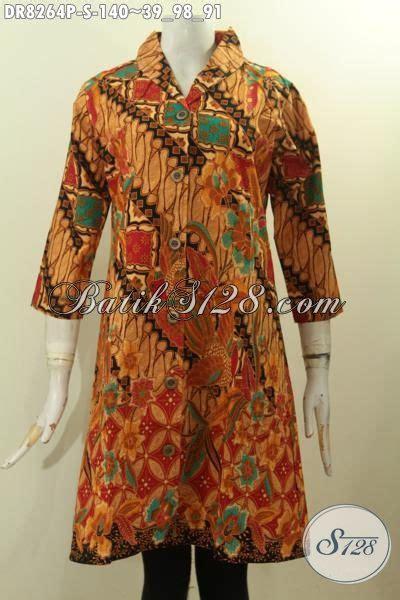 Model Langsung model baju batik krah langsung motif klasik proses