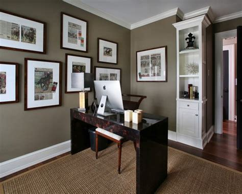 home office wall colors farrow and mouse s back home design ideas pictures
