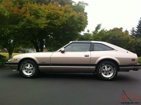 1982 nissan 280zx collectors car 1982 nissan 280zx exceptional