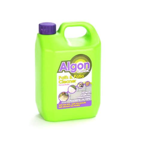algon organic path and patio cleaner 2 5 litre algon