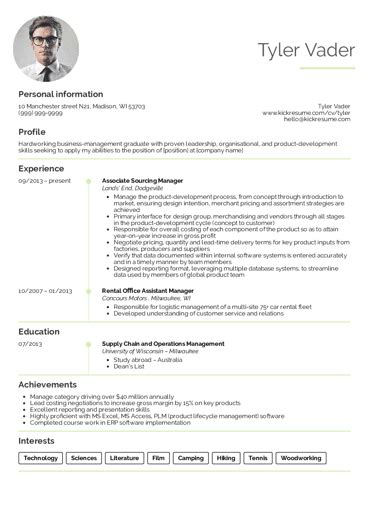 resume achievements samples sample of achievements