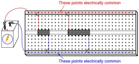 integrated circuit on breadboard lessons in electric circuits volume vi experiments chapter 7