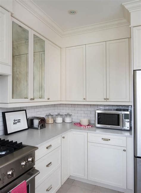 Lagoon Countertop by Ivory Cabinets Countertops And Transitional Kitchen On