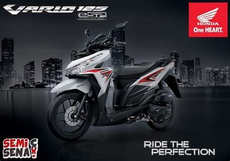 Sparepart Honda Vario Esp 125 harga honda vario 125 esp review spesifikasi gambar