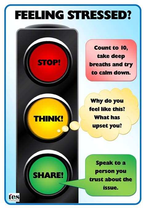 traffic light poster for classroom 1000 ideas about stoplight behavior on