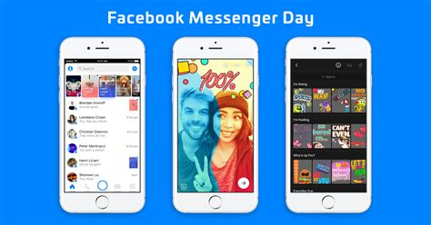 how to create event in facebook messenger on iphone facebook messenger day launches as a snapchat stories
