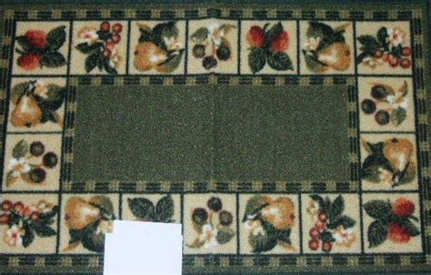 fruit kitchen rug fruit kitchen rugs 19x32 slice wedge kitchen rug mat green washable mats rugs fruit grapes
